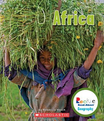 Africa By Hirsch, Rebecca