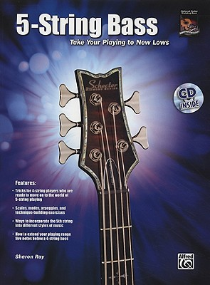 5-String Bass By Ray, Sharon
